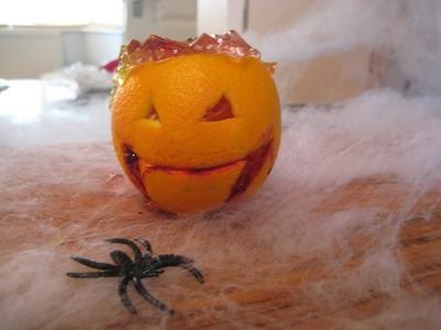 How to make Halloween jelly - Vampire Diaries Recipe