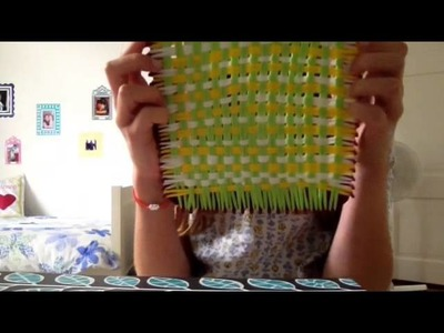How to Make Loop 'n' Loom Potholder