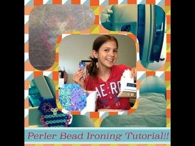 Perler Bead Ironing Tutorial~Tips and Tricks To Ironing Your Creations!