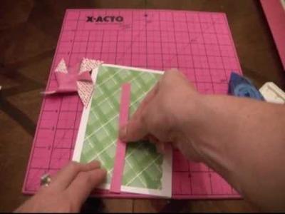 Pinwheel Card Tutorial