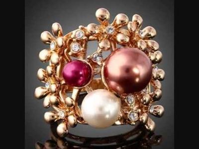 Swarovski Elements Jewelry by Bliss Bijoux Paris