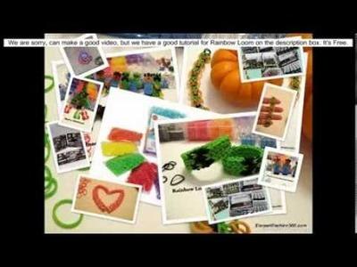 Watch Ice Cream Sundae Charm On The Rainbow Loom - Rainbow Loom Charms Made By Mommy