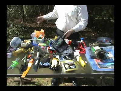 A.B.S. Survival System - New Survival Bug Out Bag for SHTF & TEOTWAWKI