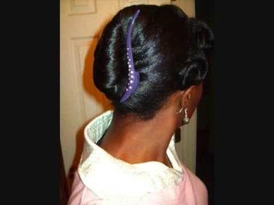 A Hair Affair Doo for Junias