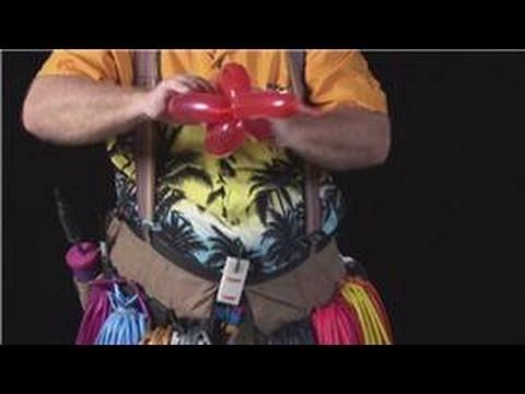 Balloon Animals & More : How to Make a Balloon Airplane