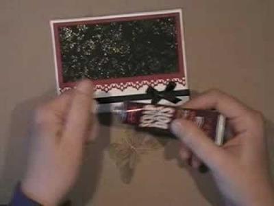 Card Making Tutorial - Embossed Card