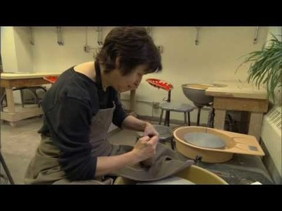Ceramic student at 92nd Street Y, Deborah Reed talks about her love of clay