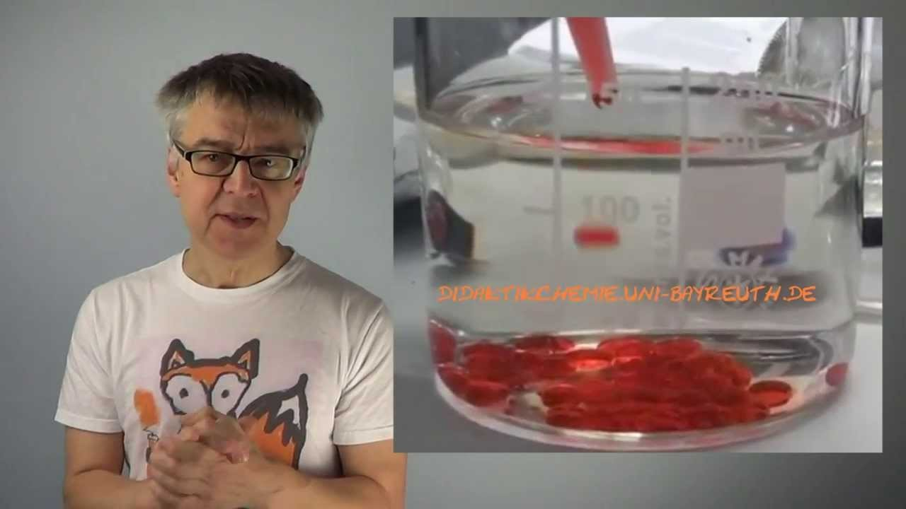 Dr. Lauth´s Lab #4: How to make Alginate Pearls (Boba) - Recipe from Molecular Gastronomy