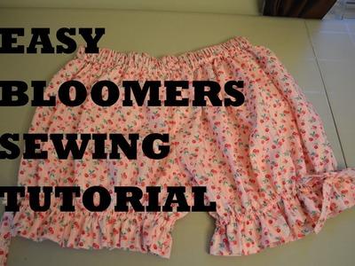 EASY Bloomers Sewing Tutorial Lolita Cute