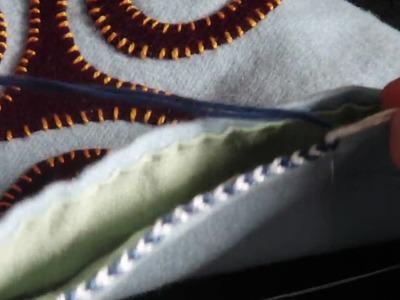 Embroidered Braid Tutorial Part 2