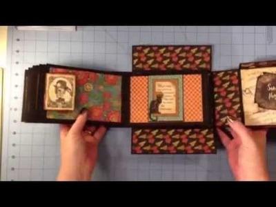 G45 Steampunk Spells Boxed Mini Album