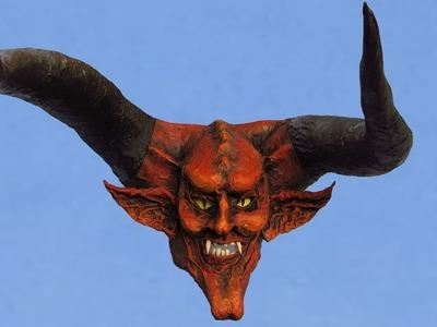 Great Paper Mache Mask Tutorial -Part 6 (Final)