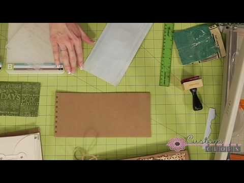 Holiday Shopping Guide Part 2- Embossing with the Cuttlebug