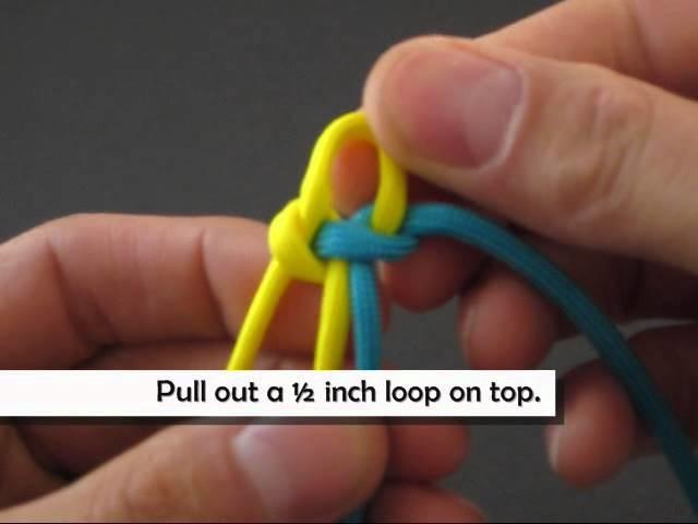 How to Make a Digicam Bar (Paracord) Bracelet by TIAT