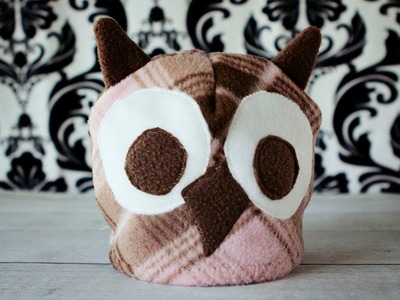 How to make an Owl Hat