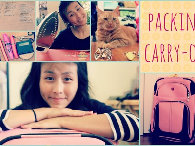 How to Pack a Week in Carry-On | What I'm Bringing to L.A.!