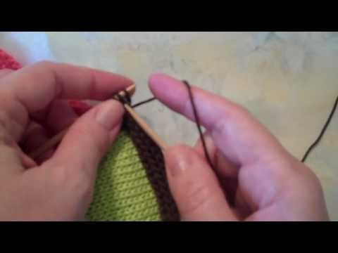 I-Cord Bind Off Tutorial