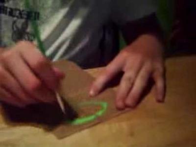 James Tips - Making a Paper Bag Puppet