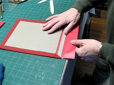 Japanese Binding in Boards - Part 2