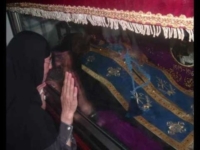 Lady Gaga, pray to this Orthodox Saint and he will help you change your life and save your soul!