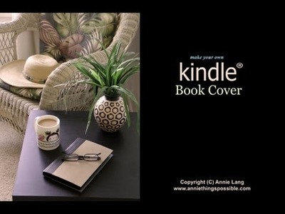 Make  A Kindle Book Cover