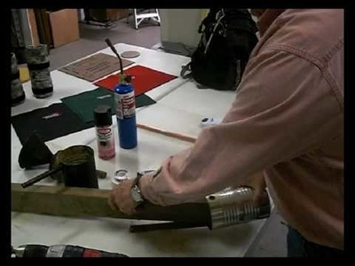 Making A Backpack Water Heater