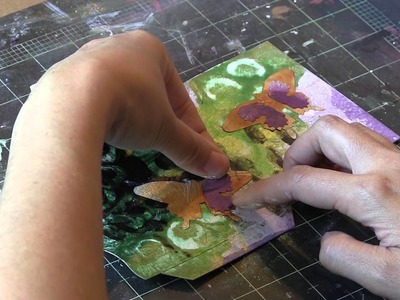 Mixed Media Seed Packet Tutorial for Sizzix