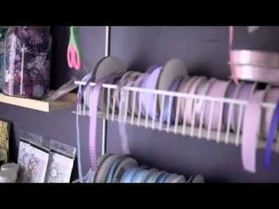 Organization - How I Store My Ribbon