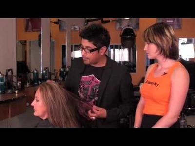 Paris Jackson Haircut? (Long Hair Updos) Updo for Long Hair