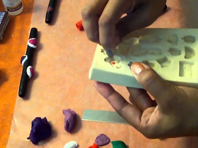 Polymer Clay Pen Tutorial - Part 2 of 3 - Decorating the Pen