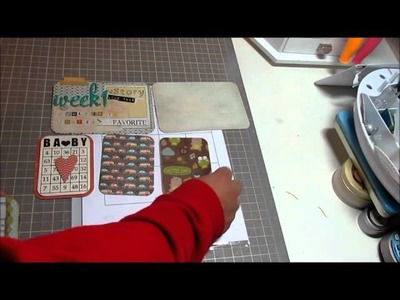 Project Life- Using Up Your Paper Stash