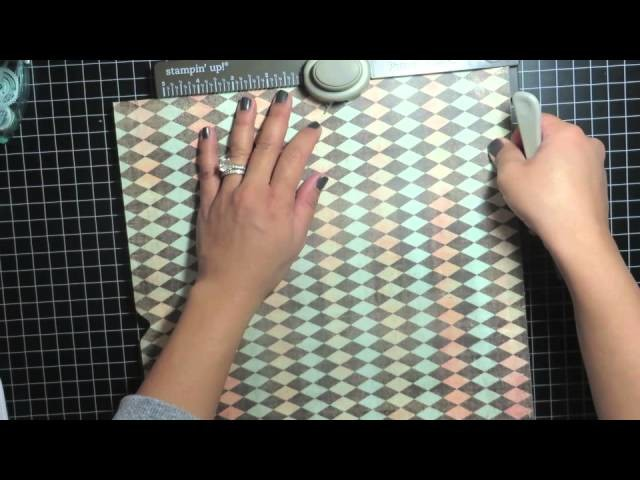 Stampin Up Envelope Punch Board Tutorial & Review