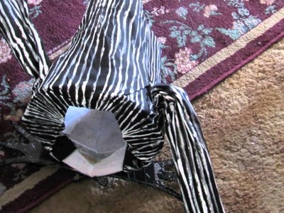 The Making of Jack Skellington Costume - 2010