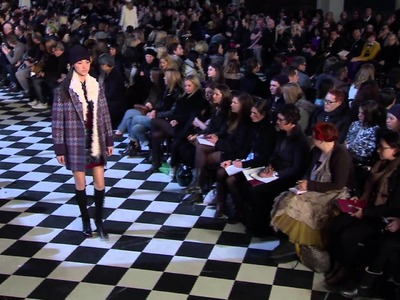 Tommy Hilfiger Fall 2013 Women's Collection - Complete Show