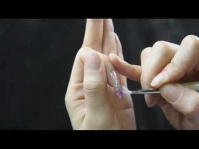 UV GEL NAIL - Stained glass gel