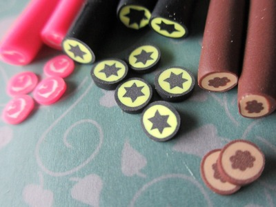 3 Types of Polymer Clay Canes