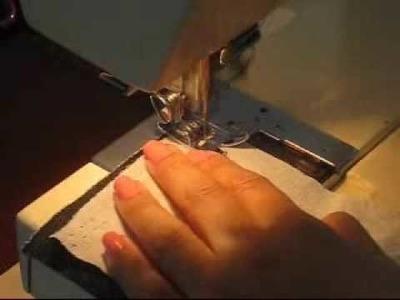 3 ways to Sew Ruffles