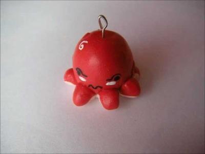Awkward Octopus Polymer Clay Tutorial