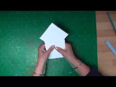 Diamond Top Card Tutorial (card-making-magic.com)