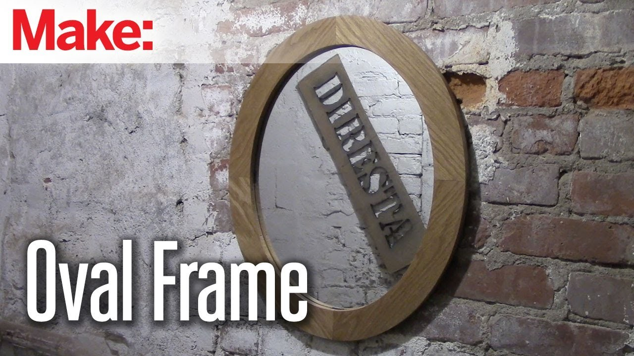 DiResta: Oval Frame and Mirror