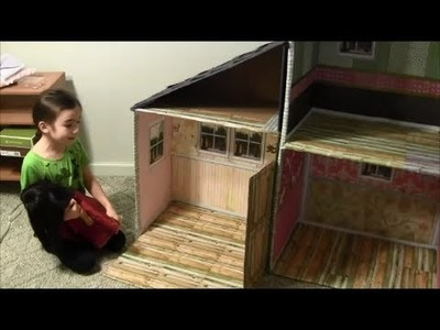 Doll House for an 18 inch doll (American Girl Doll)