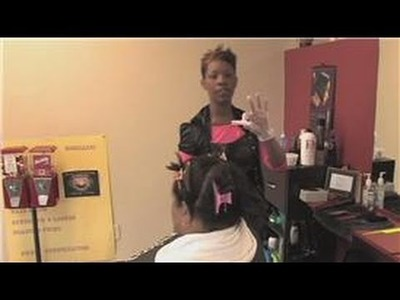 Ethnic Hair Care Tips : How to Apply Relaxer