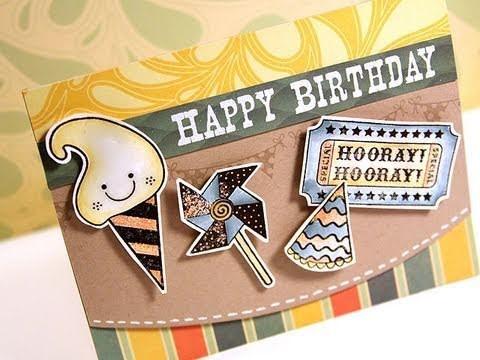 Finally Friday - Happy Birthday!