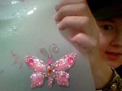 Glitter Butterflies Pt2: Reveal