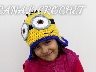 Gorro minnion tutorial