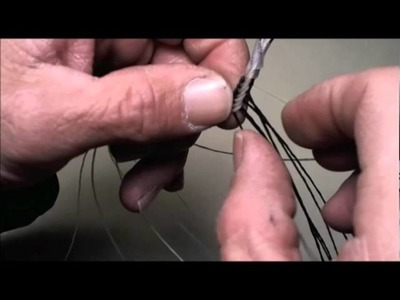 How to Braid Horshair by Jaws (Robert Bowling)
