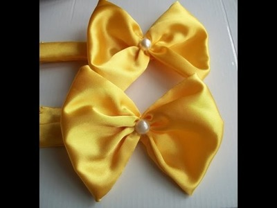 How to Make a Bow Headband