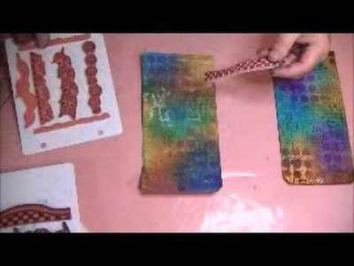 How to Make a Dylusions Panel Tag