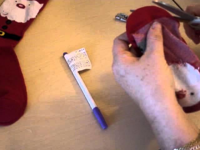 How to make Fingerless Gloves