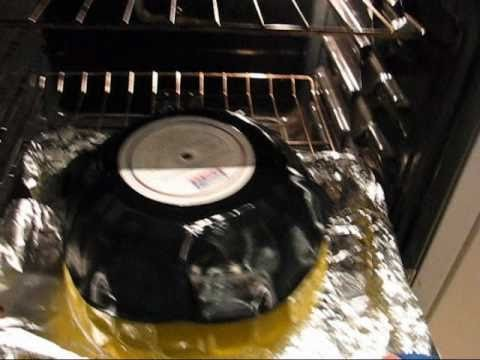 How to make records into awesome bowls #7